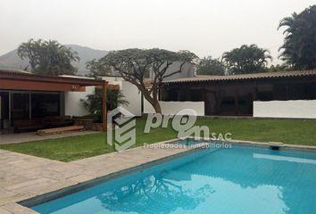 Casa en venta La Planicie, Lima, Lima, Peru