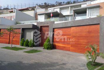 Casa en venta Rinconada Alta, La Molina, Lima, Lima, Peru