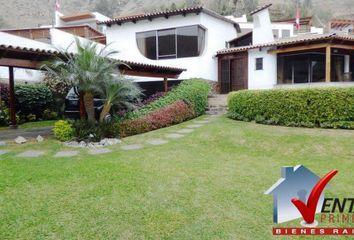 Casa en venta Urb La Panicie, La Molina, Lima, Lima, Peru