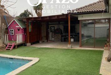 Casa en venta Walker Martinez & Ongolmo, La Florida, Chile