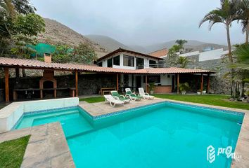 Casa en venta Rinconada Del Lago 2da Etapa, La Molina, Lima, Lima, Peru